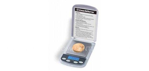 DIGITÁLNÍ VÁHA NA MINCE LIBRA MINI 0,01 - 100 g