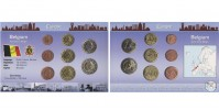 Sada oběžných mincí BELGIE I.