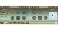 Sada oběžných mincí BOLÍVIE