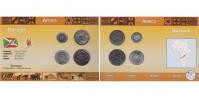 Sada oběžných mincí BURUNDI