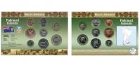 Sada oběžných mincí FALKLANDY
