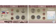Sada oběžných mincí FILIPÍNY I.