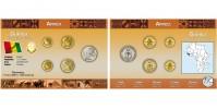 Sada oběžných mincí GUINEA