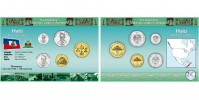 Sada oběžných mincí HAITI I.