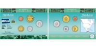 Sada oběžných mincí HONDURAS
