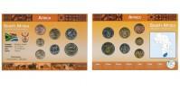Sada oběžných mincí JIHOAFRICKÁ  REPUBLIKA