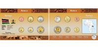 Sada oběžných mincí KEŇA