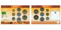 Sada oběžných mincí LIBYE