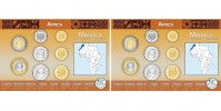 Sada oběžných mincí MAROKO