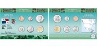 Sada oběžných mincí PANAMA