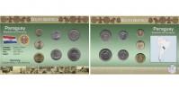 Sada oběžných mincí PARAGUAY