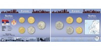 Sada oběžných mincí SRBSKO