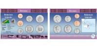 Sada oběžných mincí ŠALAMOUNOVY OSTROVY I.