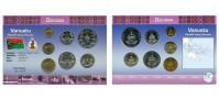 Sada oběžných mincí VANUATU