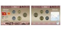 Sada oběžných mincí VIETNAM