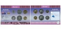 Sada oběžných mincí AUSTRÁLIE