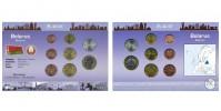 Sada oběžných mincí BĚLORUSKO (BELARUS)