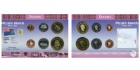 Sada oběžných mincí OSTROVY PITCAIRN (PITCAIRN ISLANDS)