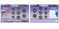 Sada oběžných mincí RUSKO FEDERACE (RUSSIA FEDERATION)
