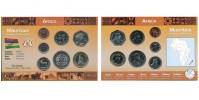 Sada oběžných mincí MAURITIUS