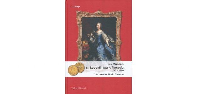 NOVÝ KATALOG MINCE MARIE TEREZIE (1740 - 1780)