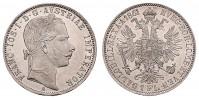 1 ZLATNÍK 1861 A FRANTIŠEK JOSEF I.