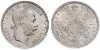 1 ZLATNÍK 1889 FRANTIŠEK JOSEF I.